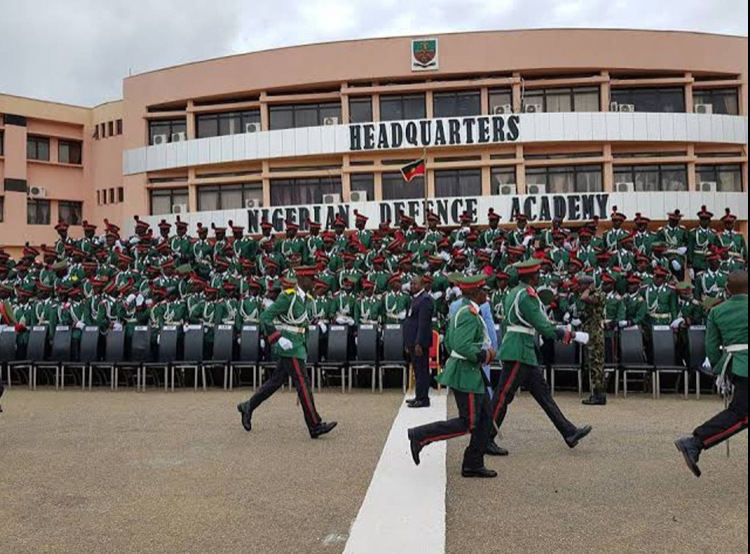 NEWSNigeria Defence Academy clears air on admitting applicants