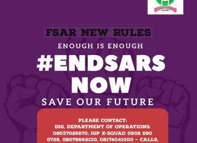 SARS has been reformed