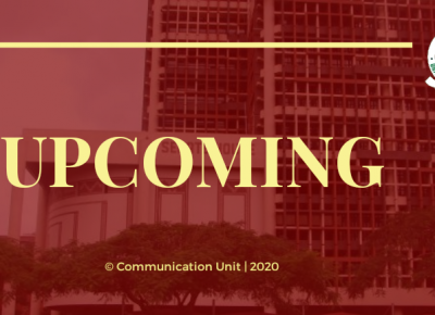 REGISTRATION FOR THE 2020/2021 POST-UTME SCREENING EXERCISE TO COMMENCE OCTOBER 19